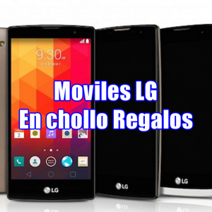 Moviles LG