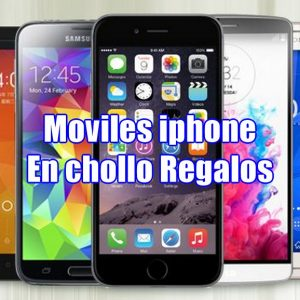 Moviles iphone