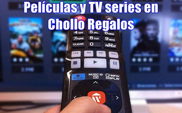 Películas y TV series en chollo regalos