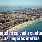 hoteles en cadiz capital