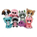 Peluche ty mediano Beanie Boos United Labels