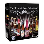 Estuche de 8 cervezas The Finest Beer Selection con regalo de abridor de botellas