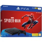 Consola PS4 1TB (Chasis F)+ Marvel´s Spider-Man