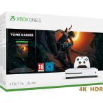 Consola Xbox One S 1 TB + Shadow of The Tomb Raider