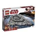 First order Star Destroyer Lego Star Wars