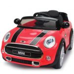 Jamara Kids Ride-on – Mini rojo 12 V