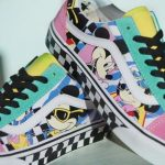 Zapatillas Vans Disney Old Skool 80s Mickey